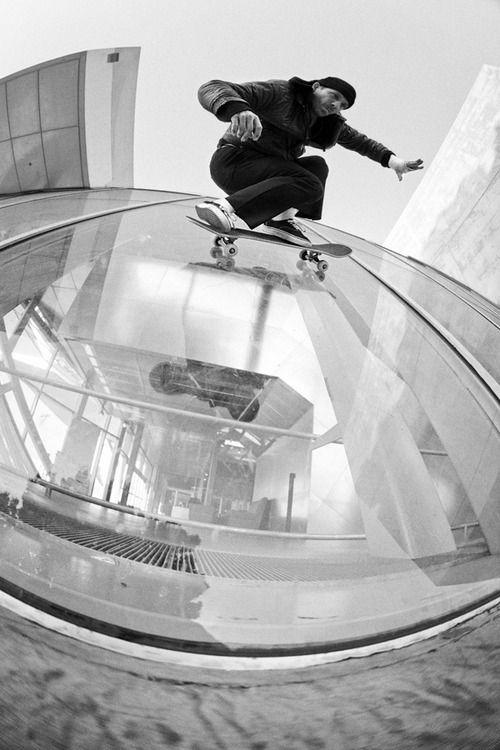 Jason Dill - Wallride #skateboard