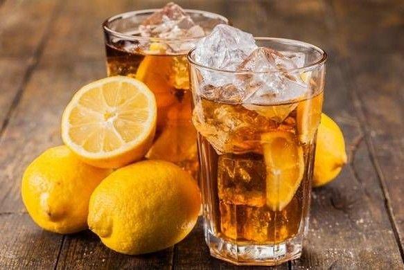 Limonlu Buzlu Çay Nasıl Yapılır?