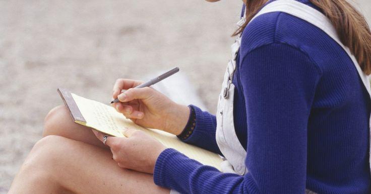 """Cómo iniciar un ensayo narrativo en inglés. Un """"ensayo narrativo"""" también se llama """"ensayo de reflexión"""" porque el escritor describe algo importante para él. La narración también puede ser una historia sobre algo que le haya pasado al autor. Puedes escribir sobre cualquier cosa y no hay limites sobre el tema para un ensayo narrativo. La mayoría, se escriben en primera persona y la narración ..."""