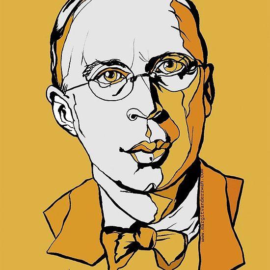 Prokofiev composer portrait