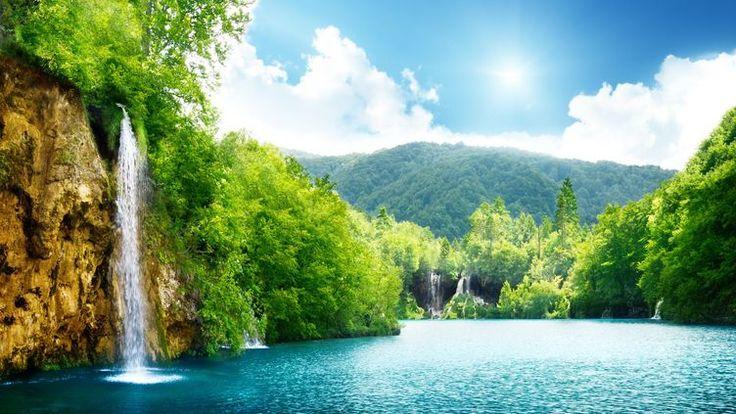 En güzel manzara resimleri