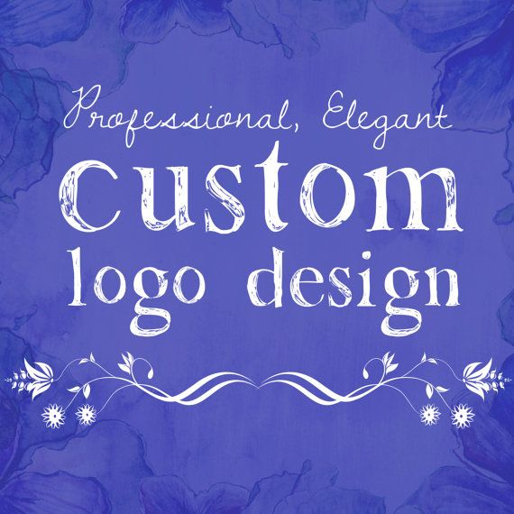 Custom Logo Design for your Business on Etsy, $25.00