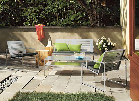 Cruz/Slim Lounge Setup   Room U0026 Board · Outdoor End TablesOutdoor ...