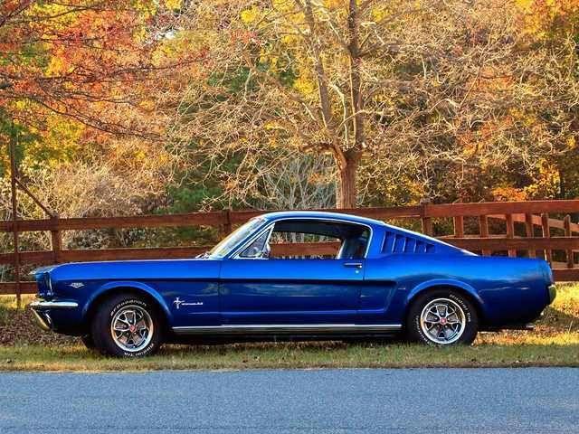 "1966 Ford Mustang ""Calamity Jane"" – Imgur"