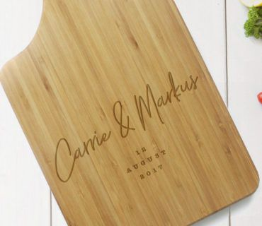 unique gift for newly engaged couple, personalized wedding gift, engraved cheese board, engraved cutting board, wooden cutting board, wooden cheese board