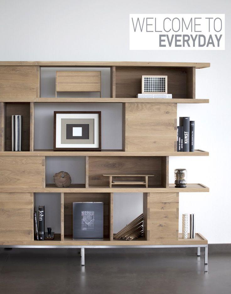 Υπέροχη βιβλιοθήκη της νέας, μοντέρνας & προσιτής συλλογής EVERYDAY! #avax #avaxdeco #interiordesign #architecture #furniture