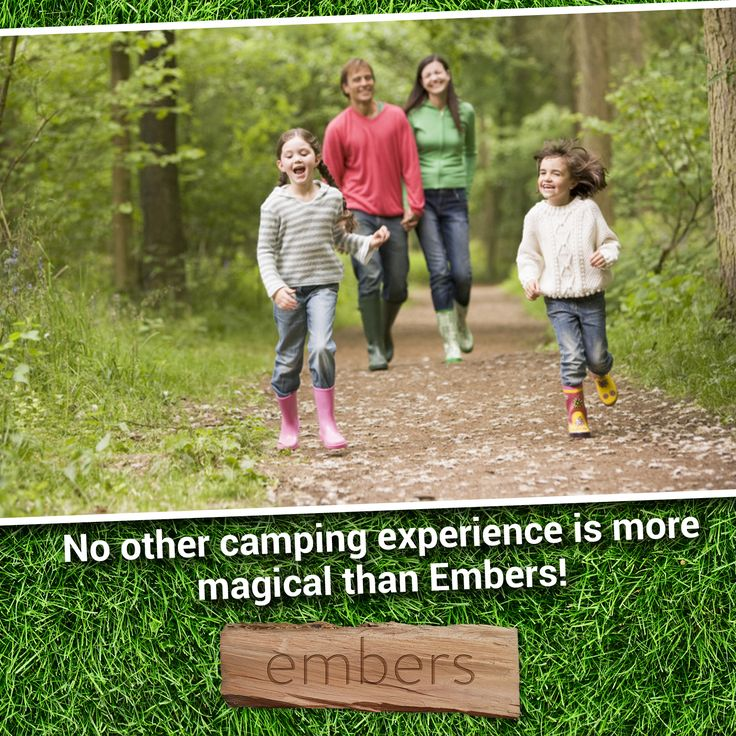 When's your next camping trip at Embers? Visit our bookings page here http://bit.ly/2fHhAob and select a campsite.Choose from Bell tents, glamping it up with bunting, to ordering pizzas on site and high end cooking pots!