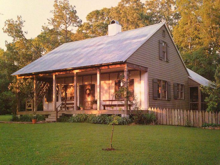 built like a barn... matching barn next to it? :)