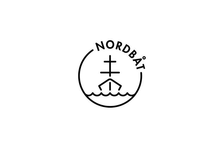 Logo: Nordbåt - Emil Fabio