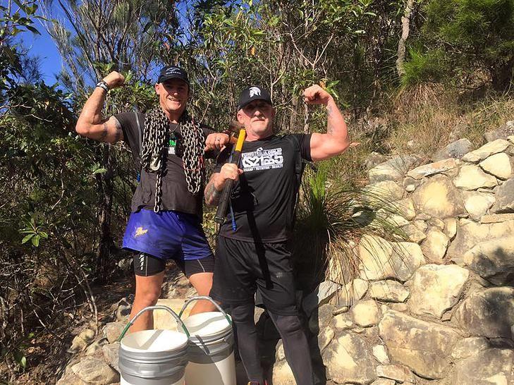 Mount Coolum 12 hrs challenge 2015