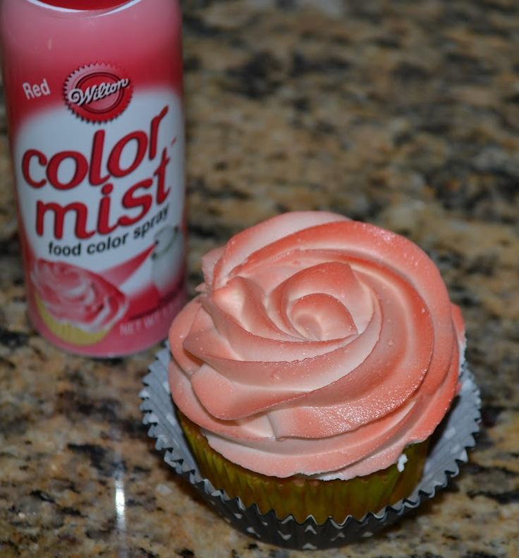Best 25+ Wilton color mist ideas on Pinterest | Vanilla tootsie ...