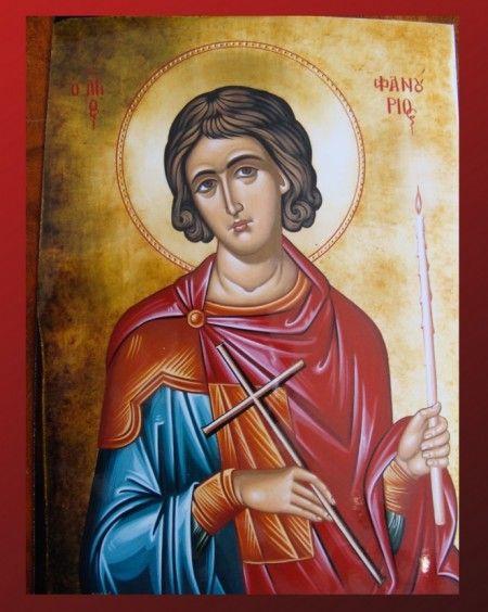 Βυζαντινή Αγιογραφία - Τοιχογραφία δια χειρός Βασίλειου και Περικλή Συρίμη