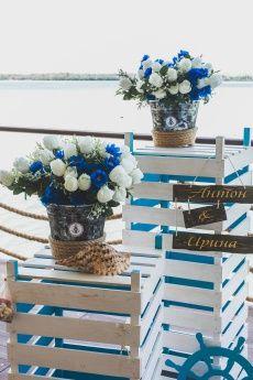 Свадьба в морском стиле - Мастерская декора KEFIR, Ставрополь