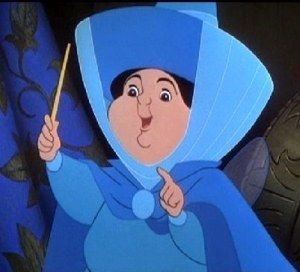 "I got Merryweather from ""Sleeping Beauty""! Which Underappreciated Disney Character Are You?"