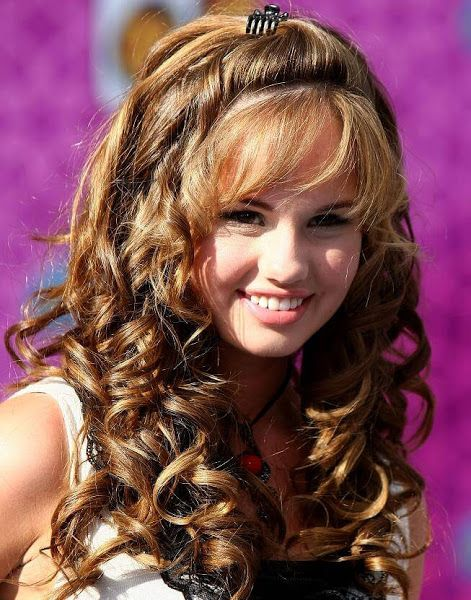 142 best Curly hairstyles for women images on Pinterest | Hair cut ...