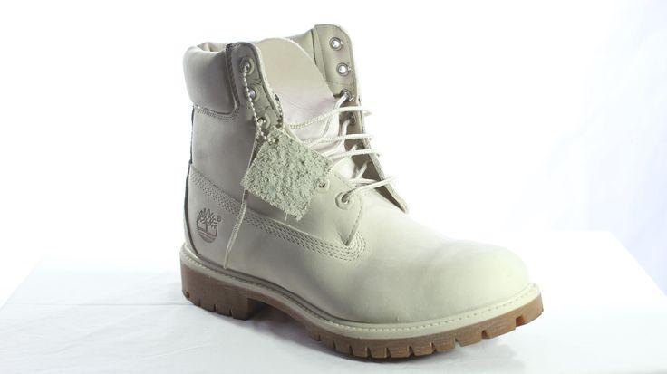 Timberland 6 Premium Boots Angora