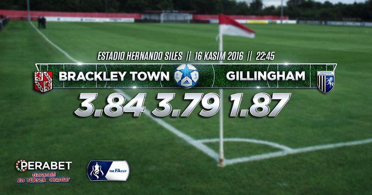 Brackley Town – Gillingham İngiltere #FACup tekrar maçında ilk maçta 2-2 berabere kalan #Brackley ile #Gillingham tekrar karşı karşıya geliyor. FA Cup kuralları gereği galip gelen takım olana kadar saha değiştirerek devam karşılaşmalarda bu defa galip gelen olabilecek mi. #Bahis severler için #Enyüksekbahisoranları ve diğer etkinliklerimizle birlikte maç esnasında #Canlıbahis seçeneklerimiz #Perabet'te sizlerele. Bugün: 22.45 http://perabet70.com