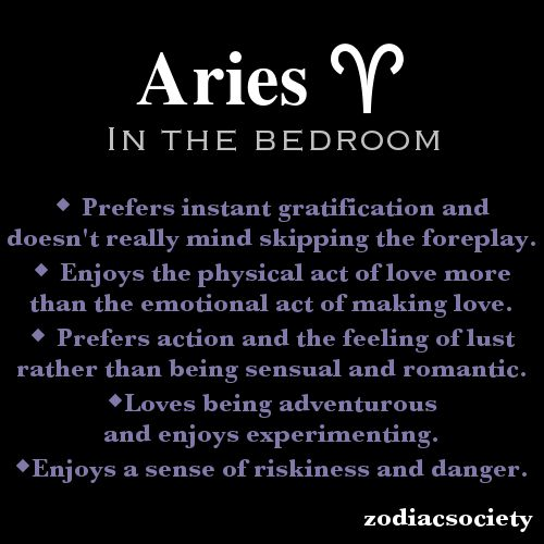 Aries men and love