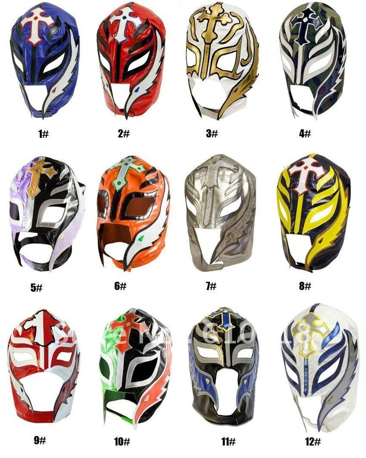 Rey  mysterio- comment your fav. #mask