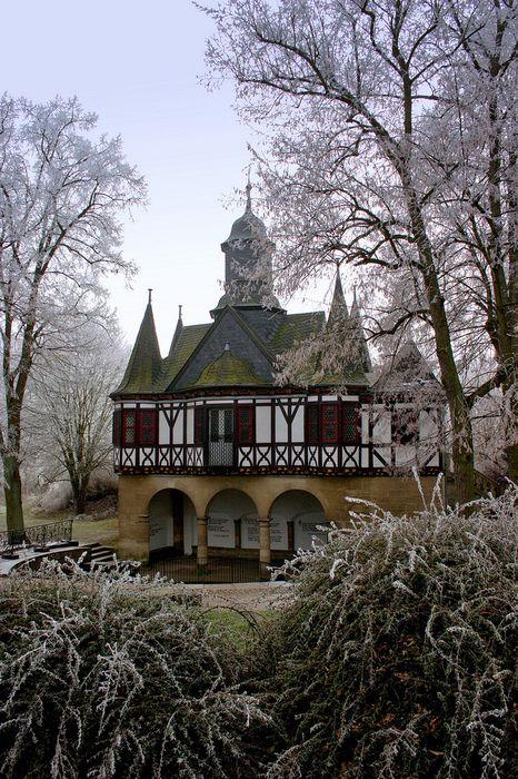 Popperöder Brunnenhaus - Mühlhausen,Thüringen