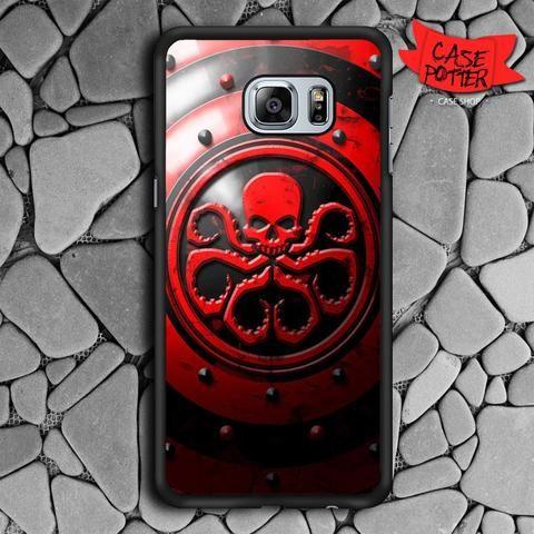Hydra Shield Samsung Galaxy S7 Edge Black Case