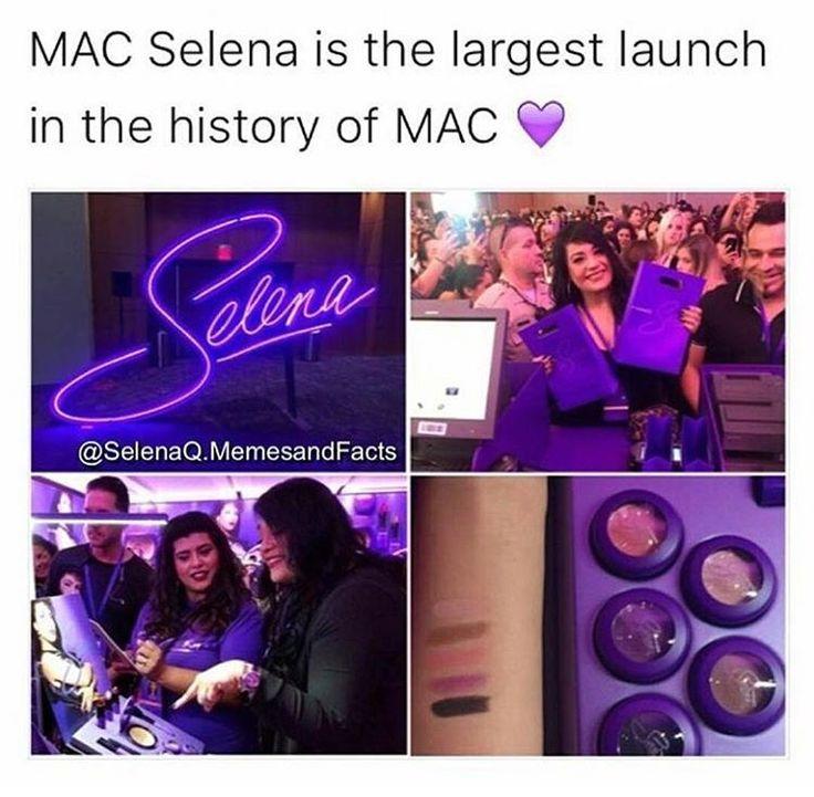 Selena <3 MAC Selena