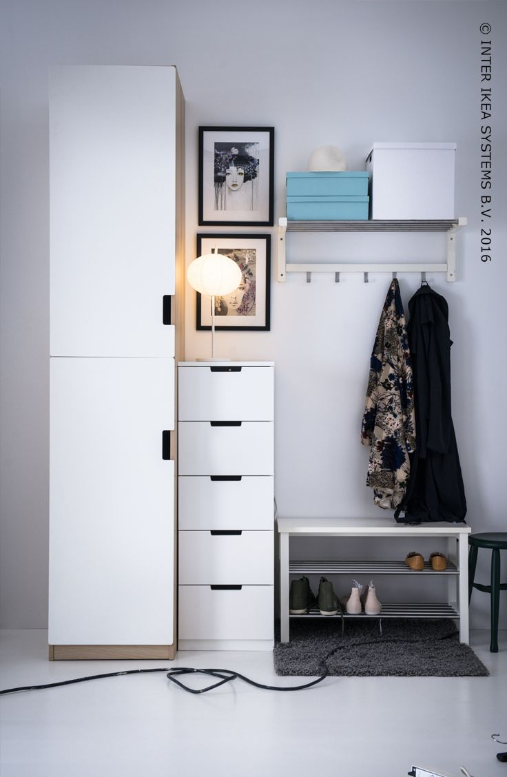 Modulair. Ontdek onze PAX opbergoplossingen in alle afmetingen, kleuren en stijlen. #IKEABE    Modular. Discover our PAX storage solutions in all sizes, styles and colors. #IKEABE