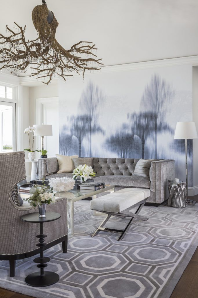 75 Best My Living Room Images On Pinterest Murals