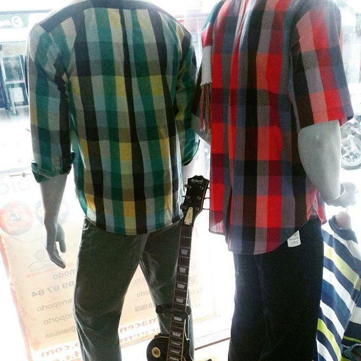 https://flic.kr/p/J3eATz | Camisas y pantalones #BuenaMar #diadelpadre #cartago #pereira #ejecafetero @almacenoporto #camisasypantalon #camisas #pantalones #film #filmnoir #filmmaker #cinema #moda #modamasculina #hombres #camisetas