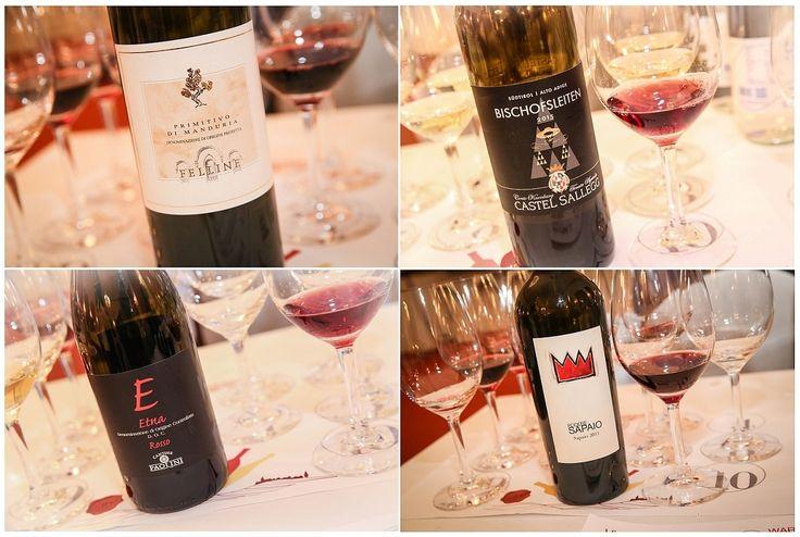 To już ósmy raz, kiedy Czerwona Krewetka (Gambero Rosso) odwiedziła w zeszłym tygodniu wraz z włoskimi winiarzami Warszawę. Ten prestiżowy przewodnik po włoskich winach Vini d'Italia obchodzi właśnie 30-lecie istnienia i jak co roku odwiedza największe aglomeracje świata, aby prezentować wyróżnione w danej edycji wina. http://exumag.com/gambero-rosso-vini-ditalia-tour-201617/