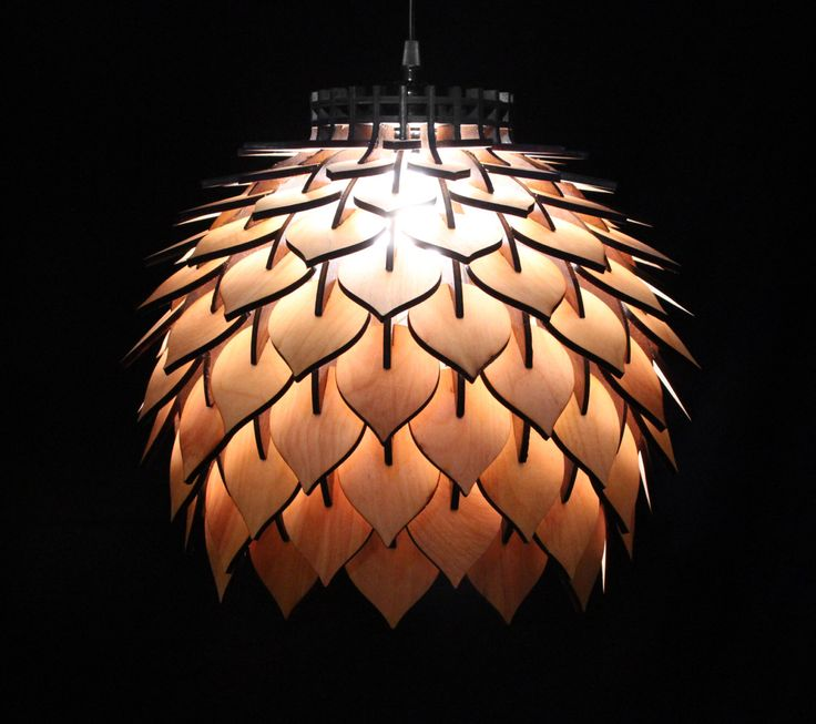 Spore Lamp   Laser Cut Pendant Lamp Lighting By TerraformDesigns On Etsy  Https://