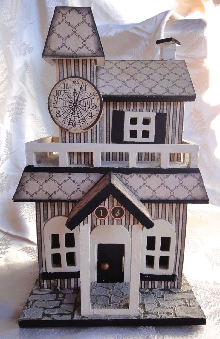 Haunted house flying unicorn ct for Pinterest haunted house