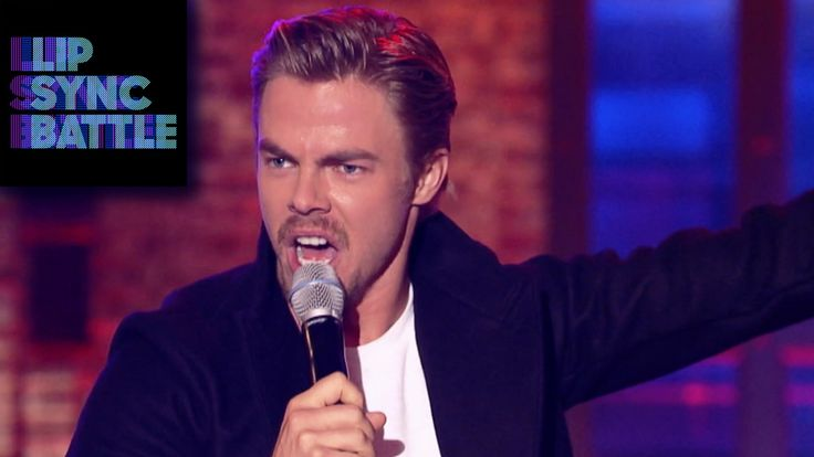 Derek Hough's Can't Hold Us vs. Julianne Hough's All About That Bass | L...