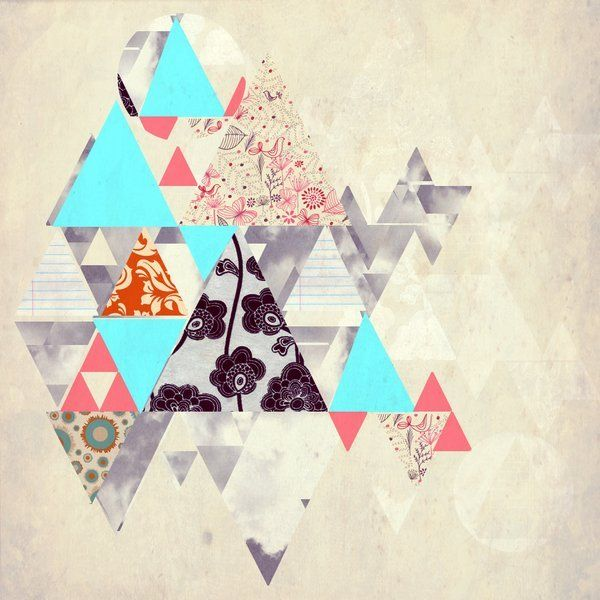 22 best inspiration images on pinterest patterns sketches and patterned triangles junethompson fandeluxe Gallery