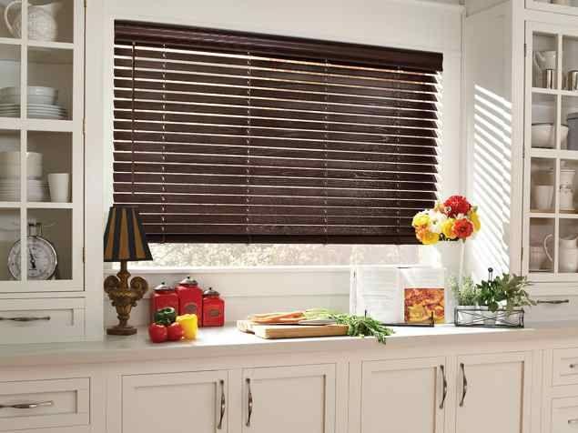 Hunter Douglas Parkland™ Reflections wood blinds,http://www.dunkbrightwindowtreatments.com/products/HunterDouglasWindowFashions/HunterDouglasBlinds