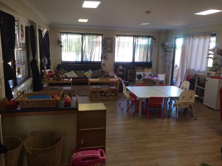 Toddler room January revamp