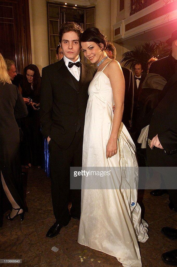 Schauspielerin Jessica Schwarz + Verlobter Daniel Brühl Beim 29. Deutschen Filmball Im Hotel Bayerischer Hof In München