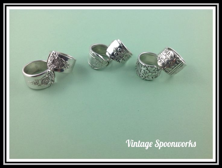 Spoon rings