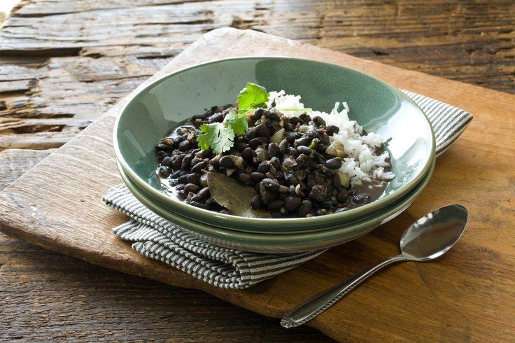 Feijao (Brazillian Black Beans) - Read More at Relish.com