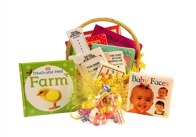 Baby Basics - Our Baby Basics collections are a smart assortment of books covering concepts such as ABCs, 123s, colors, shapes, and days of the week in a simple, fun and informative way.  $75