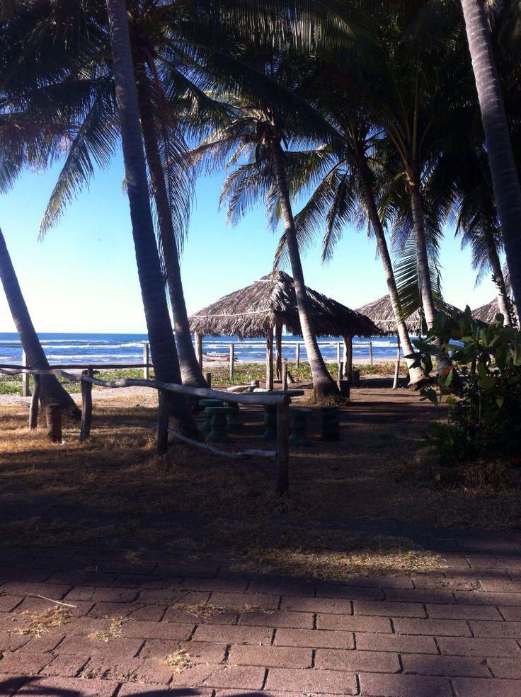 Playa El Cuco San Miguel, El Salvador