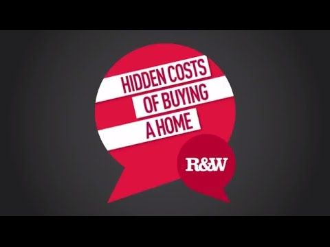 Do you know what you are really paying for your new home? Sadly the price you pay for your property isn't the only cost involved. Watch this video to ensure ...