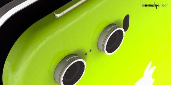 iPhone 6 Goliath: дизайнеры добавили новые краски в свой концепт