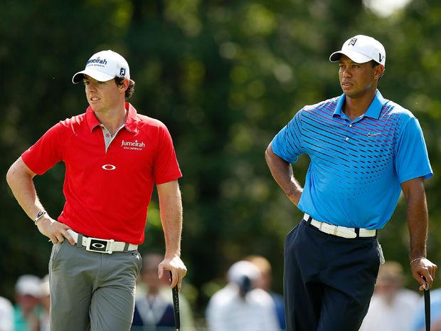 Rory McIlroy turning into a solid rival for Tiger Woods