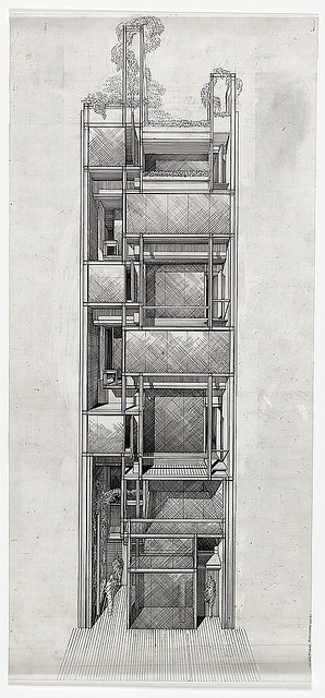 Paul Rudolph, Modulightor Building