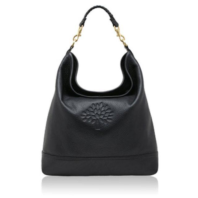 Black Mulberry Bag