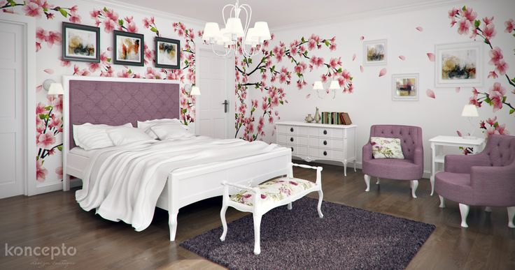 Dormitor matrimonial Charme.