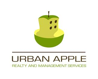 Collection of juicy & sweet fruit logo
