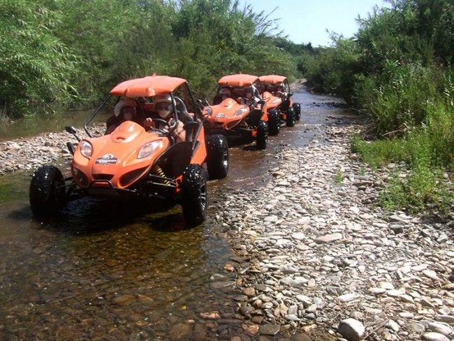 Cross country buggy tours, Buggy karts, kart cross and quad bikes, Portugal - Go Discover Portugal travel