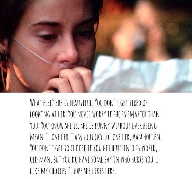 """""""I do Augustus. I do."""" ❤ *burst into tears*"""